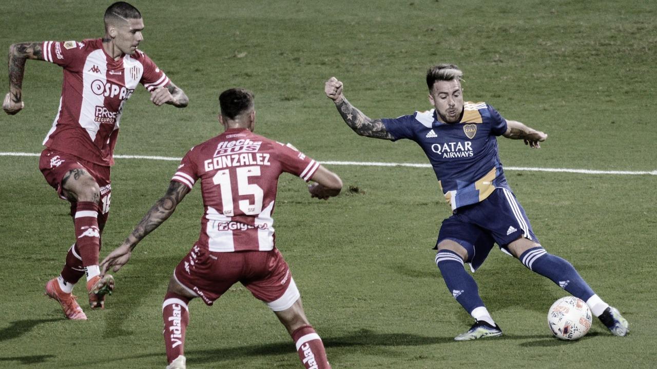 El Xeneize visita a Unión por la primera fecha de la Liga Profesional.