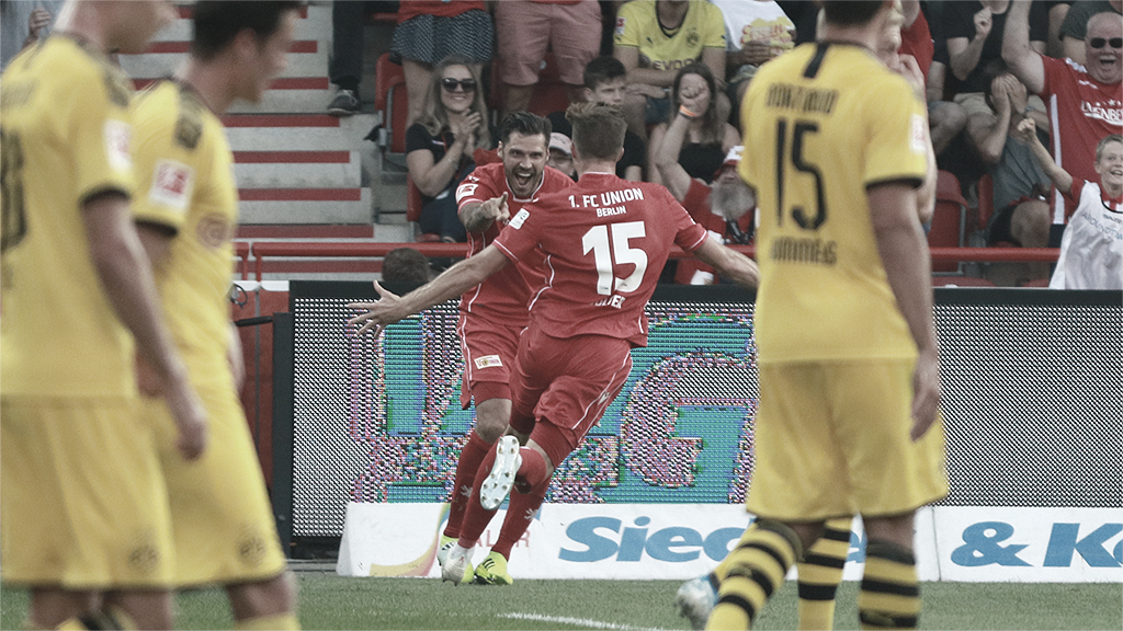¡Histórico! Union Berlin logra su primer triunfo en Bundesliga