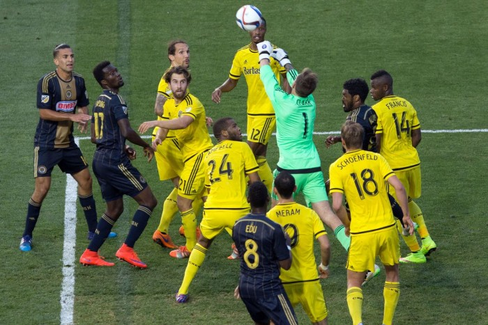 Philadelphia Union Look to Rebound Against Columbus Crew