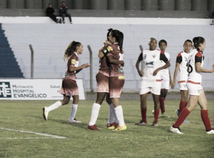 Ferroviária goleiaUnión Española e encerra participação na Libertadores Feminina