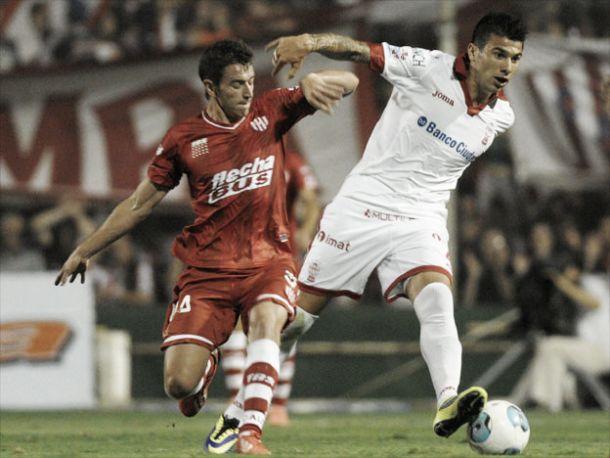 Resultado Unión - Huracán 2014 (1-0)