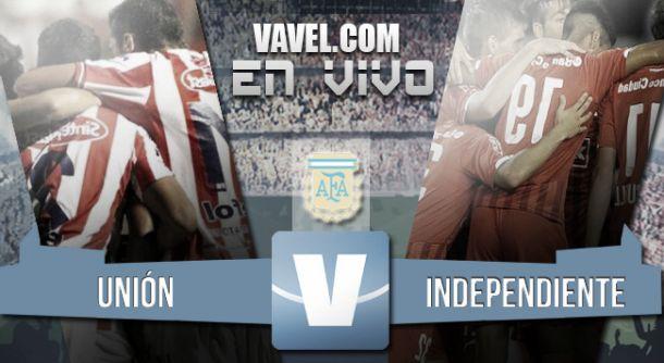 Resultado Unión - Independiente 2015 (1-1)