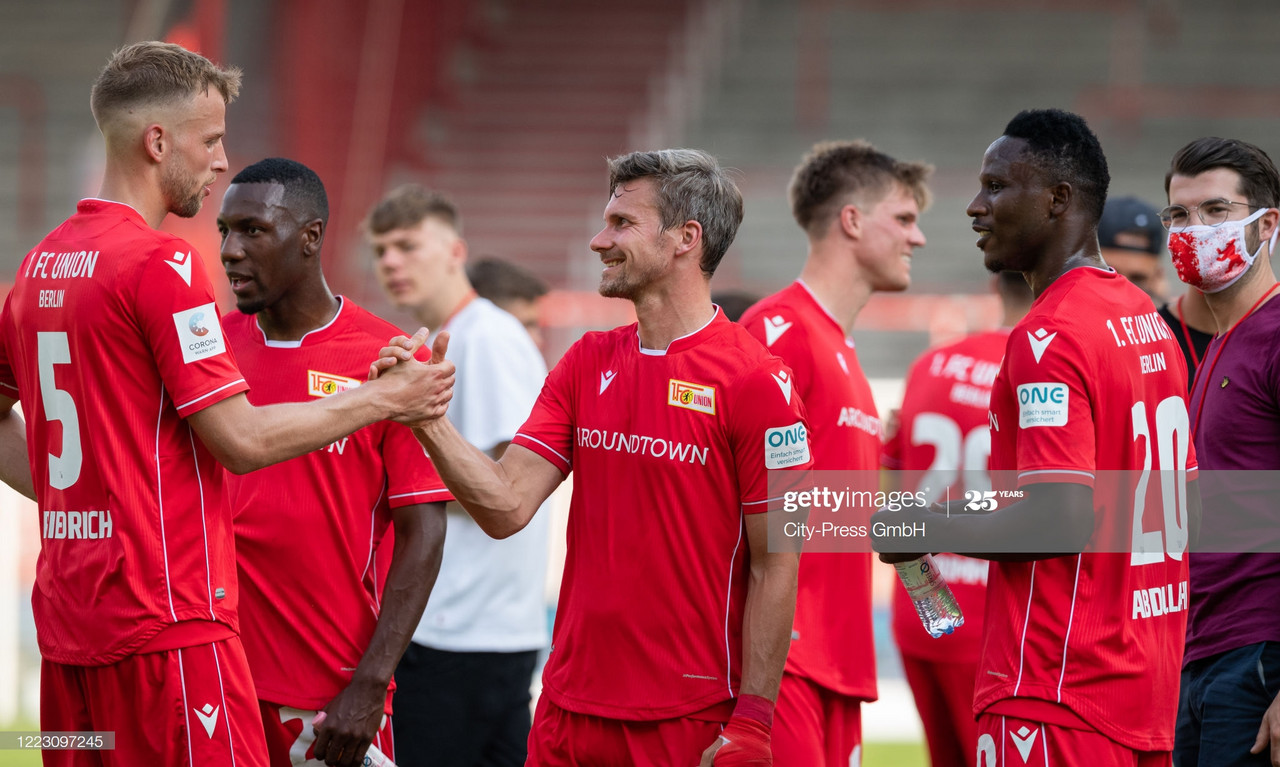 Eight players depart Union Berlin following season finale