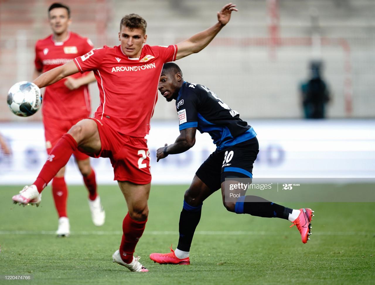 Union Berlin 1-0 Paderborn: Berlin secure Bundesliga status as Paderborn are relegated