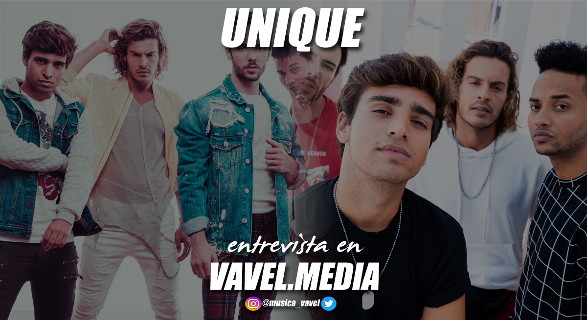 """Entrevista. Matt Marín (UNIQUE): """"Me siento súper orgulloso de los pasos que hemos dado"""""""