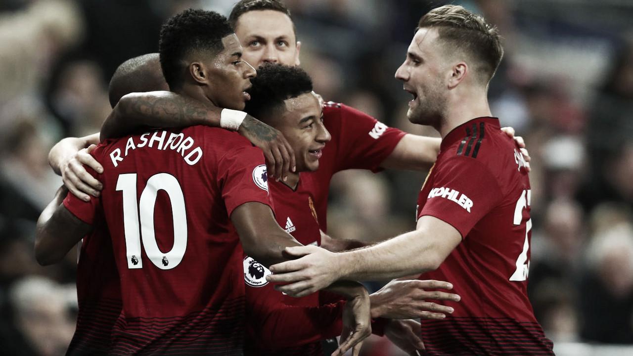 El Manchester United gana un duelo clave ante el Tottenham