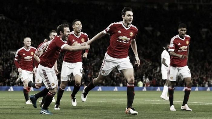 Manchester United, la Champions League dista solo un punto. Volata con Arsenal e City