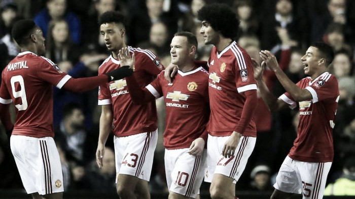 De Gea and Fellaini eager for Wembley appearance