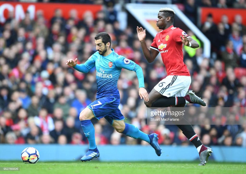 Manchester Utd vs Arsenal Preview: Gunners aiming to extend their unbeaten run