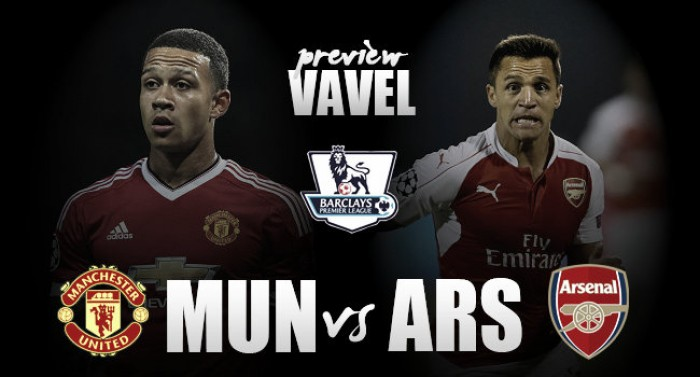 Manchester United - Arsenal Preview: United looking for third straight win