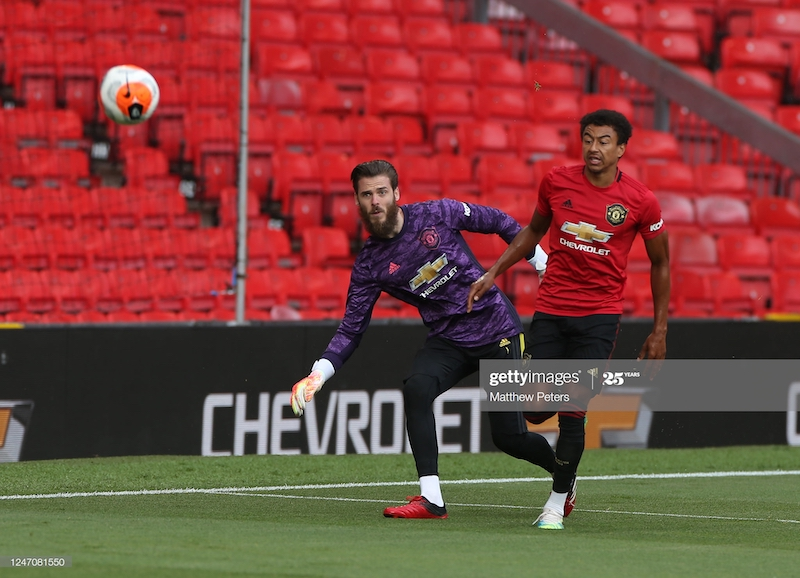 Manchester United dodge a COVID bullet after friendly with Stoke City is cancelled