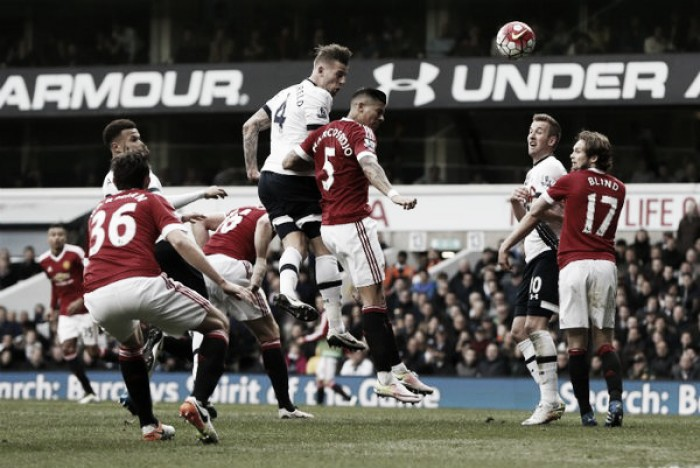 Tottenham Hotspur 3-0 Manchester United: Reds blown away by rampant Spurs to dent chances of a top-four place