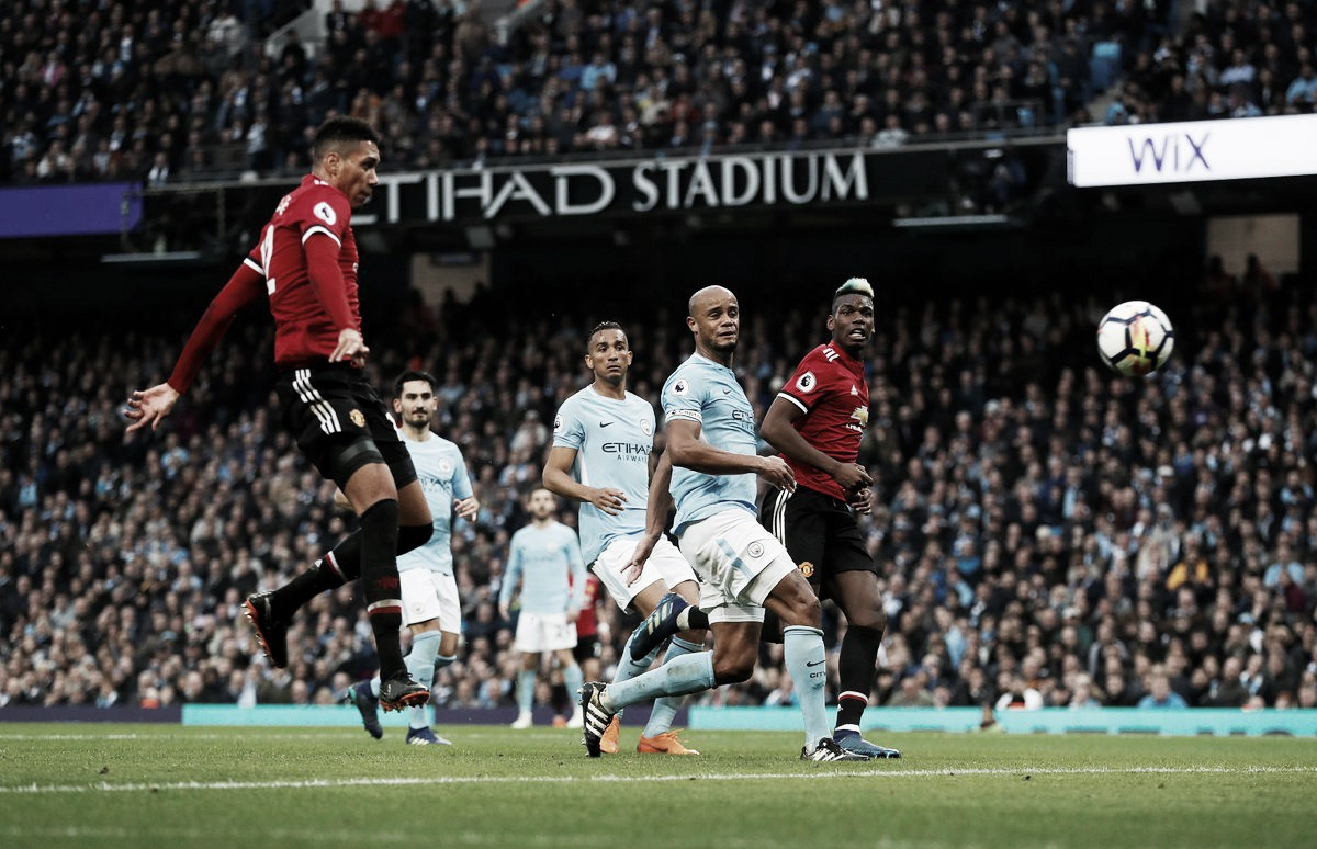 Premier League - Clamoroso all'Etihad: lo United rimonta e rovina la festa a Guardiola (2-3)