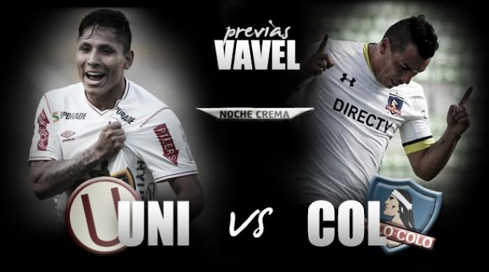 Universitario - Colo Colo: 'Cremas' buscarán revancha en su noche de presentación oficial