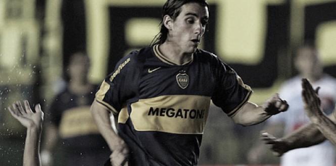 """Andrés Franzoia: """"Me encantaría volver a Boca"""""""