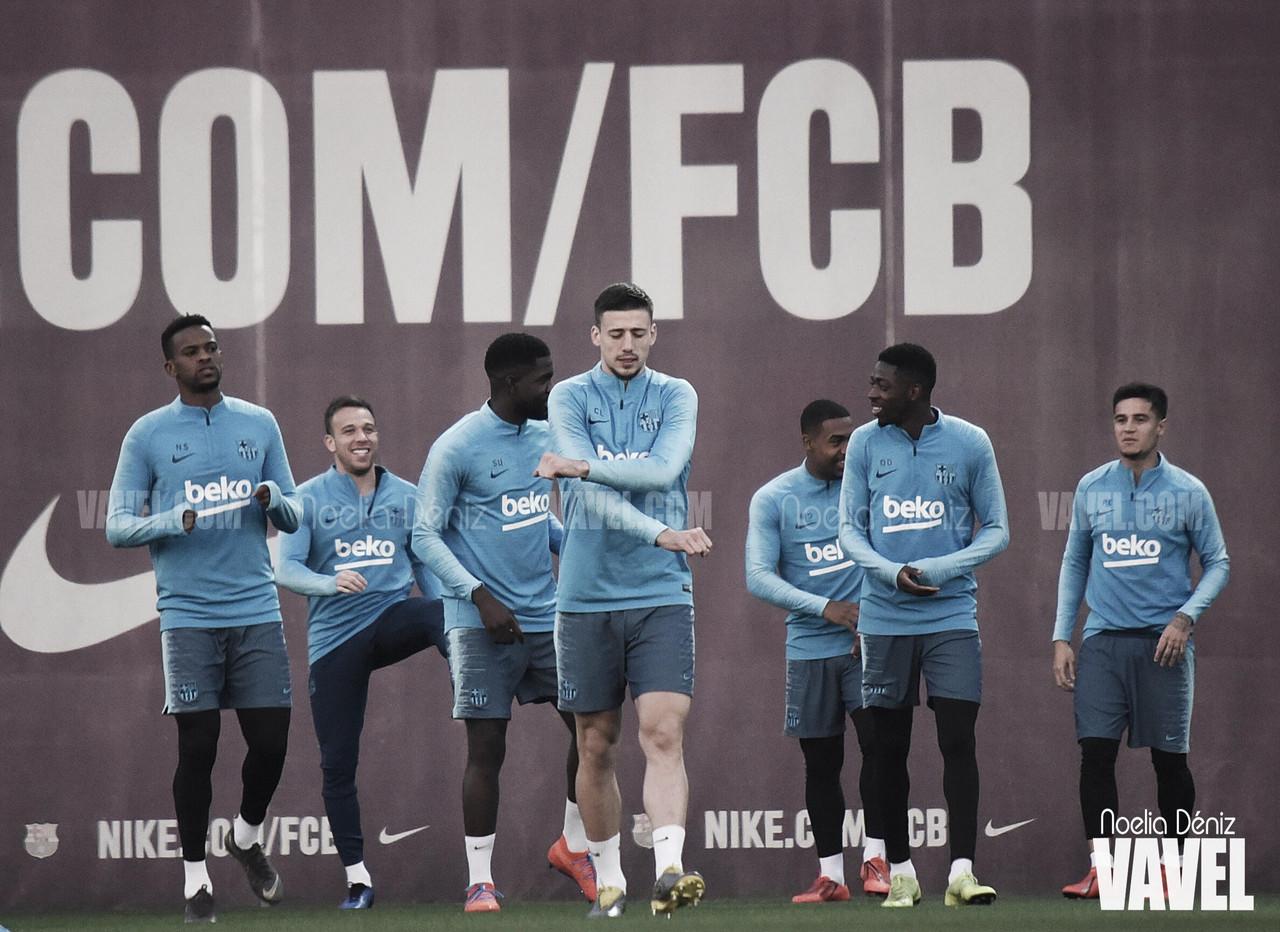 Los convocados para recibir al Olympique de Lyon