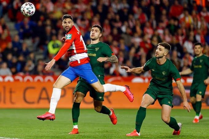 El Athletic despierta al Granada CF de su sueño