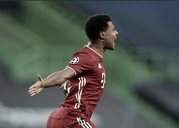El Bayern será finalista de la UEFA Champions League