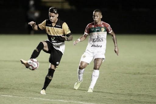 Dudu reconhece força do América-MG, mas vê Criciúma pronto para decisão na Copa do Brasil