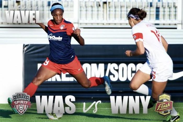 2016 NWSL Final: Washington Spirit to face Western New York Flash