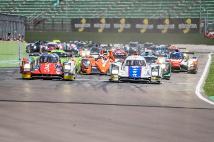 Próxima etapa do European Le Mans Series contará com 38 carros na Áustria