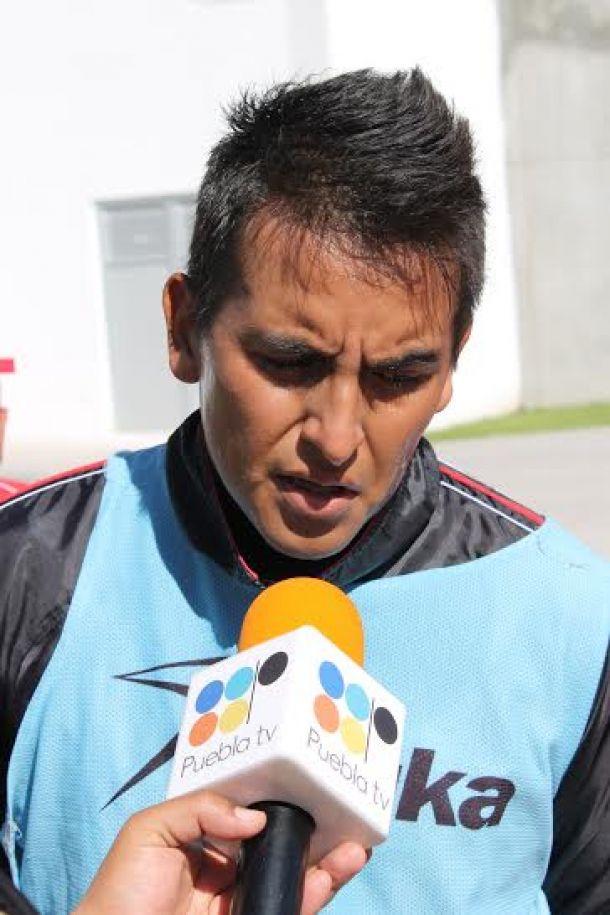Eduardo Gámez quiere ganarse un lugar en el once inicial