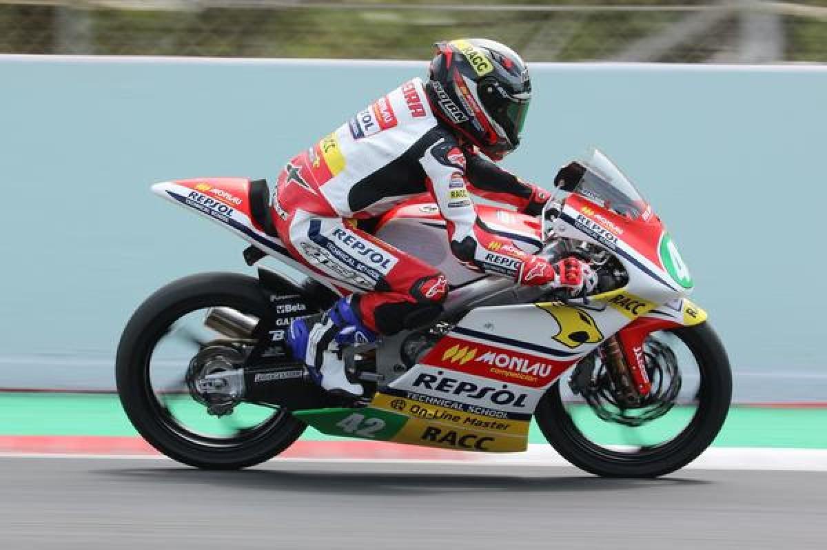 Moto4: Diogo Moreira realiza prova de recuperação no Espanhol de Velocidade