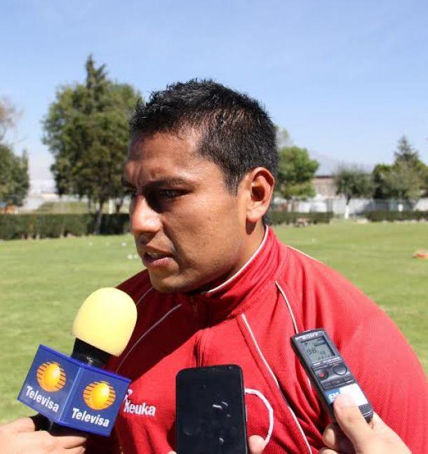 Omar Tejeda apuesta por la contundencia ante Celaya