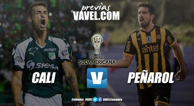 Previa Deportivo Cali vs Peñarol: duelo de grandes en la Copa Sudamericana