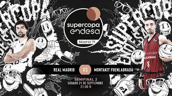 Real Madrid - Montakit Fuenlabrada: el anfitrión contra el campeón