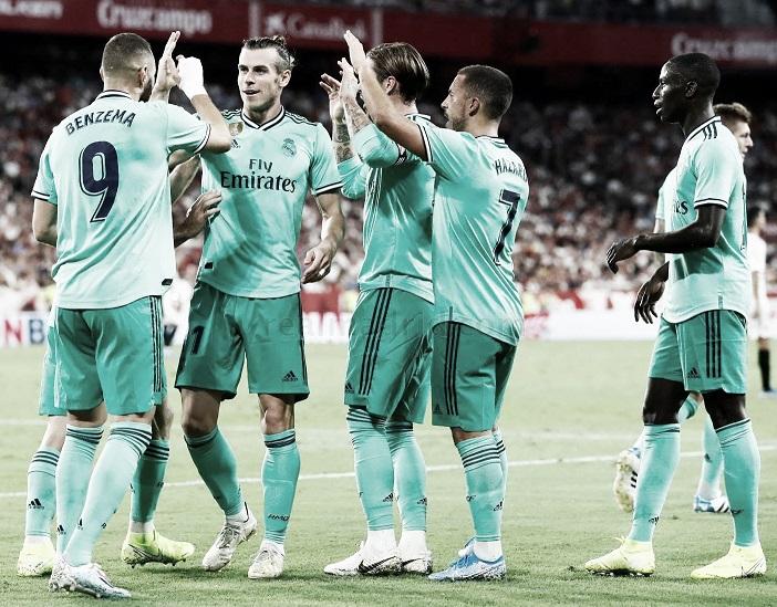 Horario y dónde ver la transmisión del Real Madrid - Osasuna en TV