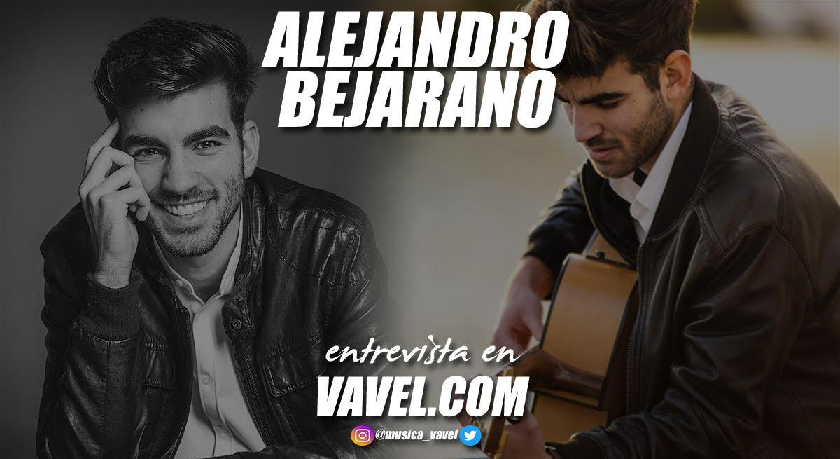 """Entrevista. Alejandro Bejarano: """"He tenido mucha suerte con la gente que me he encontrado por el camino"""""""