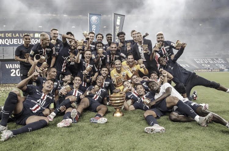 El PSG conquista la Coupe de la Ligue en la tanda de penaltis
