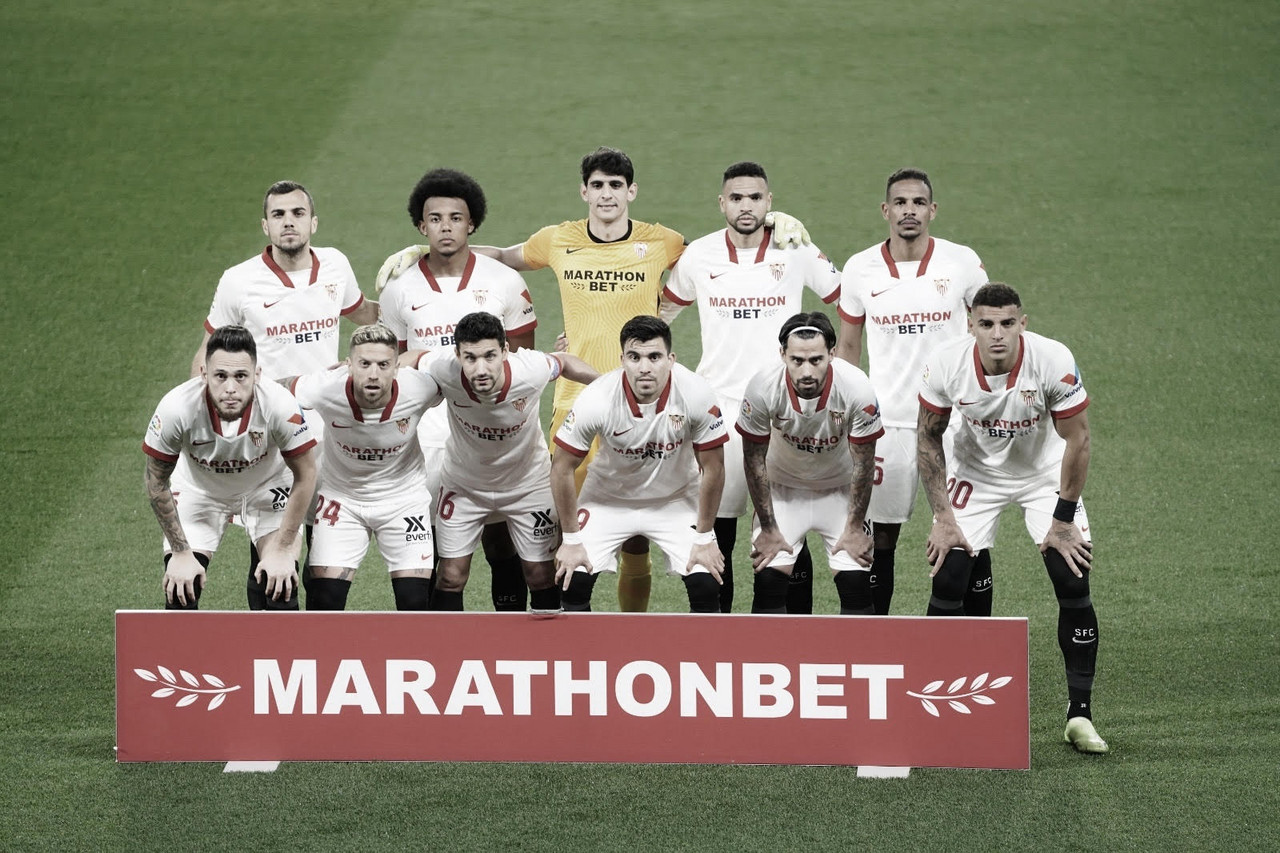 El Sevilla vuelve a la senda de la victoria