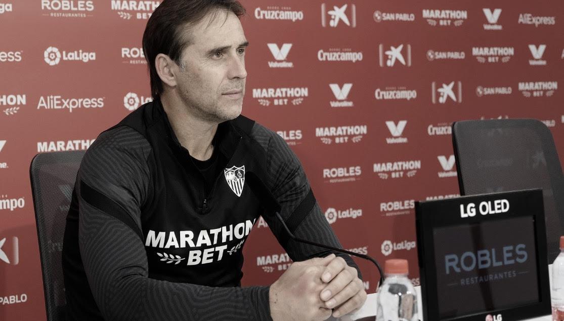 """Julen Lopetegui: """"El único objetivo es el Celta"""""""