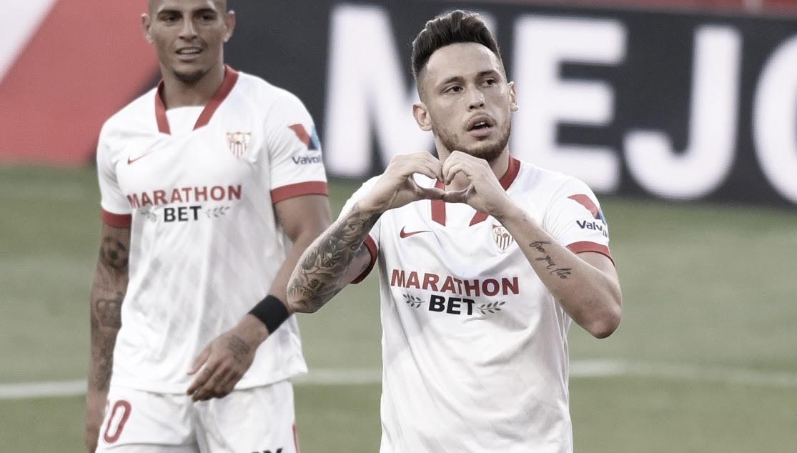 El Sevilla ya es de Champions