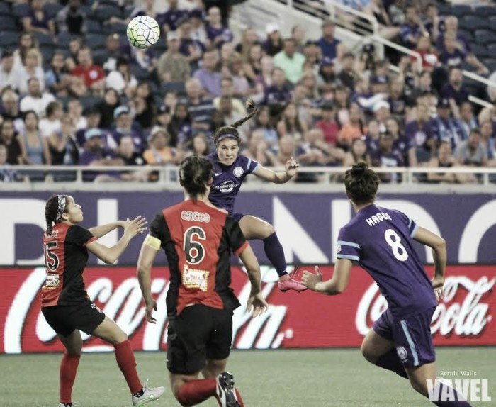 Orlando Pride continue to stay undefeated at home, defeat Western New York Flash, 1-0