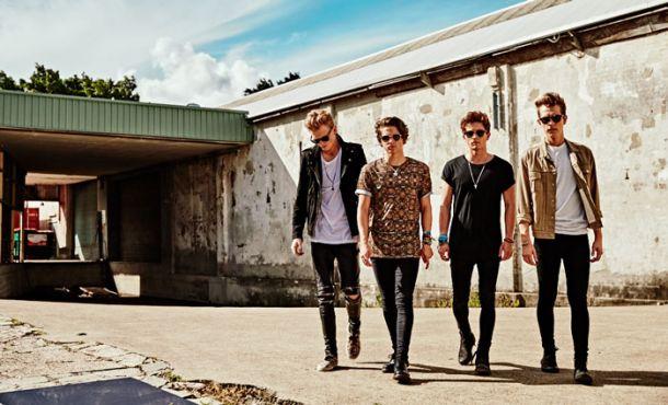 The Vamps anuncia gira europea y visitará en mayo Barcelona y Madrid