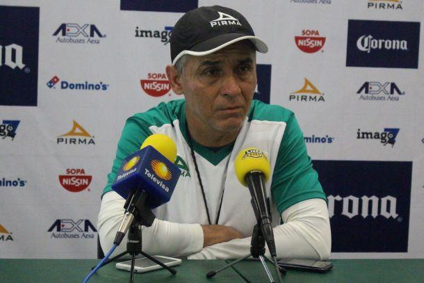 Sergio Bueno quiere retomar el rumbo de las victorias