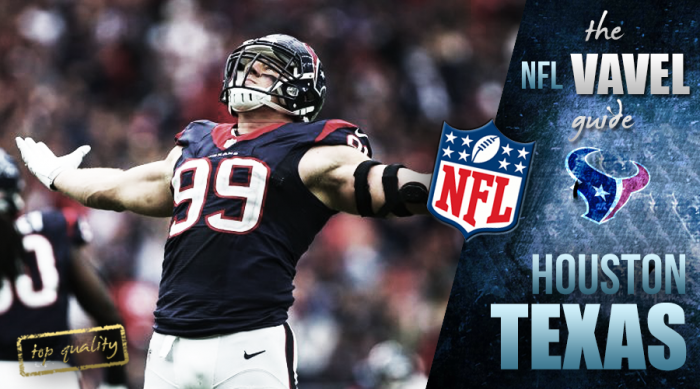 VAVEL USA's 2016 NFL Guide: Houston Texans team preview