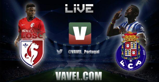 Lille x Porto, Liga dos Campeões