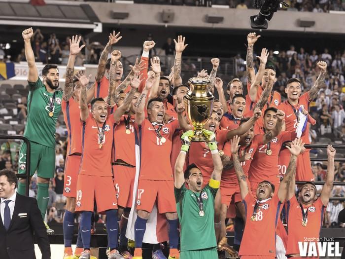 Copa America Centenario: La Roja wins second-straight title over Argentina on penalties