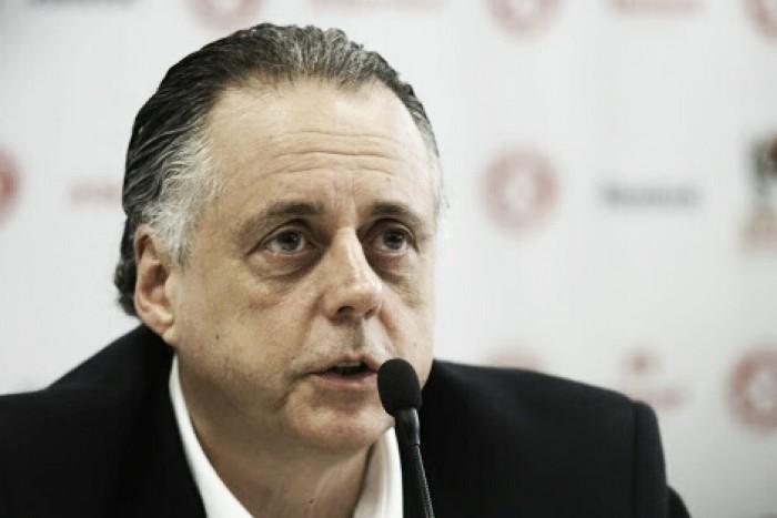 """Carvalho exalta resultado negativo contra a Chapecoense: """"Foi um resultado injusto"""""""