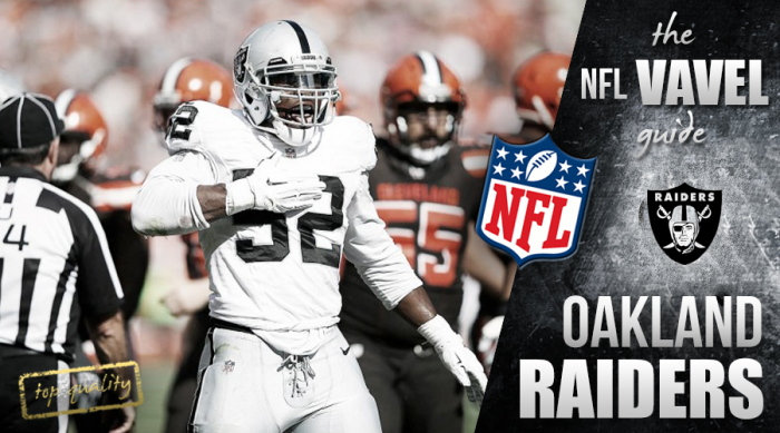 VAVEL USA's 2016 NFL Guide: Oakland Raiders team preview