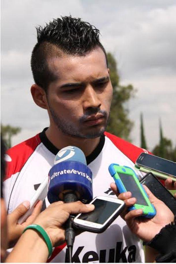 Michel Vázquez entusiasmado por la competencia interna