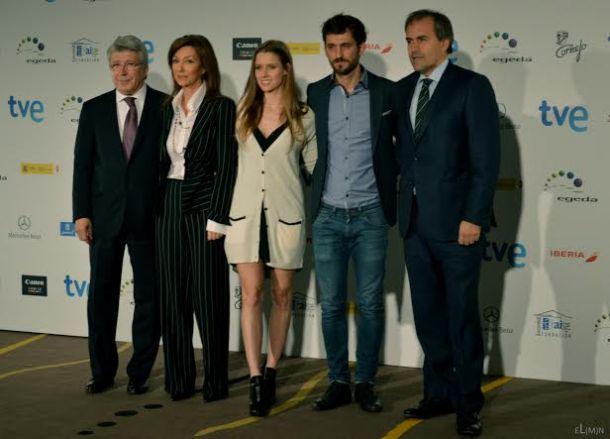 Finalistas al Premio Cinematográfico Jose María Forqué