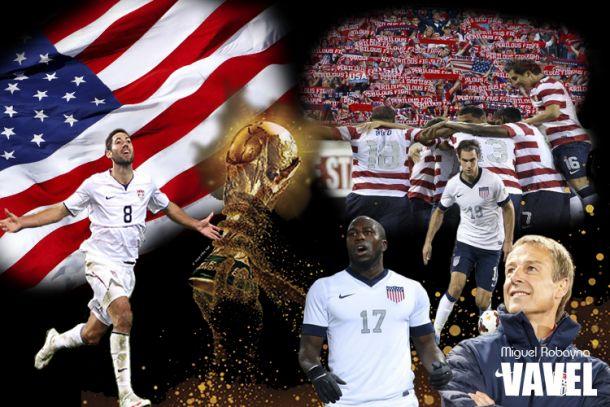 Caminho para o Mundial 2014: Em busca do sonho americano