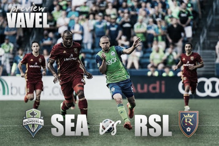 MLS Decision Day: Real Salt Lake visits Seattle Sounders with playoff spot on the line