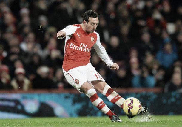 Santi Cazorla urges Arsenal to sign a new striker