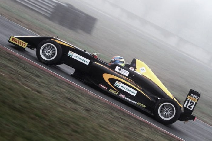 Vencedores da Seletiva de Kart Petrobras encerram testes na Europa